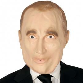 Máscara de Presidente Ruso de Látex