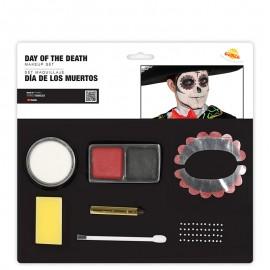 Set de Maquillaje Día de los Muertos Catrina