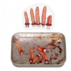 Blíster 5 dedos Cortados