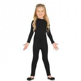 Disfraz Maillot Negro Infantil