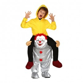Disfraz Let Me Go Bad Clown Infantil