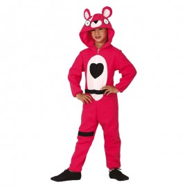 Disfraz Oso Rosa Infantil