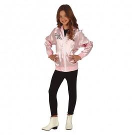 Disfraz Chaqueta Rosa Infantil