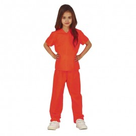 Disfraz Convicta Infantil