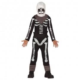 Disfraz Skeleton Soldier Infantil
