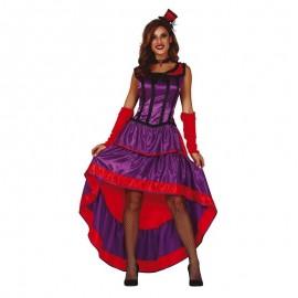 Disfraz Mujer Del Oeste Adulto