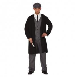 Disfraz Gangster Inglés Adulto