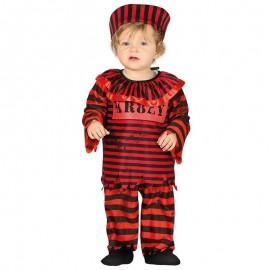 Disfraz Payaso Terror Baby Infantil