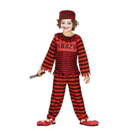 Disfraz Psycho Clown Infantil