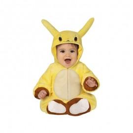Disfraz Chinchilla Eléctrica para Bebé