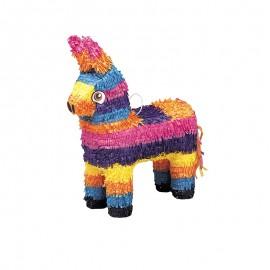 Piñata en forma Burro Colorines