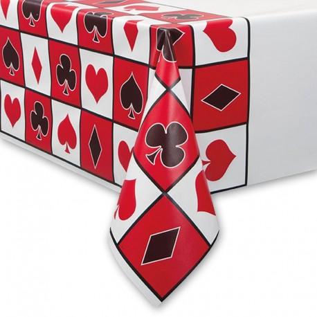 Mantel Fiesta Casino 137 x 213 cm