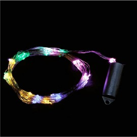 Rama Hilo 2 Mts 200 Led Rgb