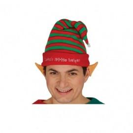Gorro Elfo Rayas