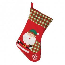 Bota Santa Noel 45 Cms