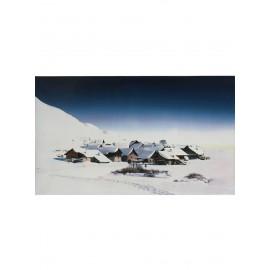 Fondo Pesebre Nevado