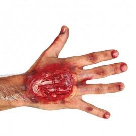 Cicatriz Tendones Mano 10 Cms Látex