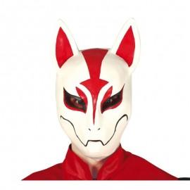 Máscara Zorro Látex