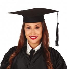 Sombrero Estudiante 30 X 30 Cms