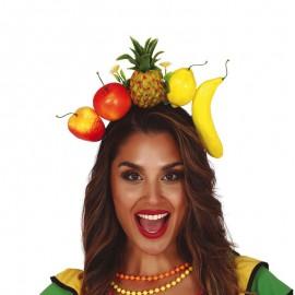 Diadema Frutas Tropical