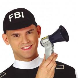 Bocina Policía Con Sonido