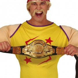 Cinturon Campeón De Boxeo