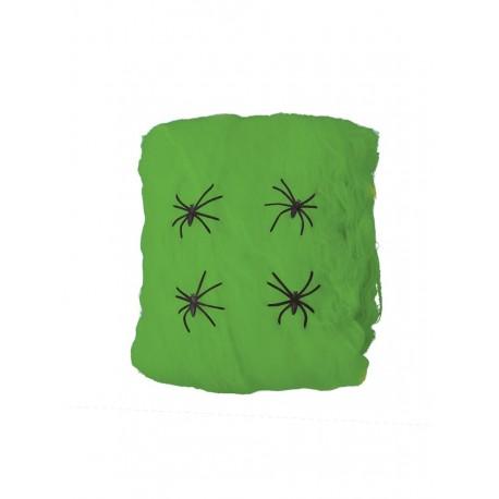 Bolsa Telaraña Verde 60 Gr