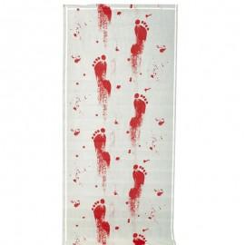 Decoración Suelo Con Sangre 90 X 450 Cms