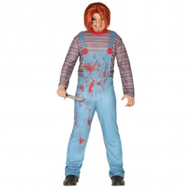 Disfraz Killer Doll Adulto
