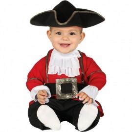 Disfraz Pirata Baby Infantil