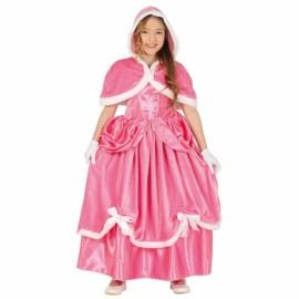 Disfraz Princesa Invierno Infantil