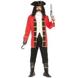 Disfraz de Pirata Adulto con Bigote