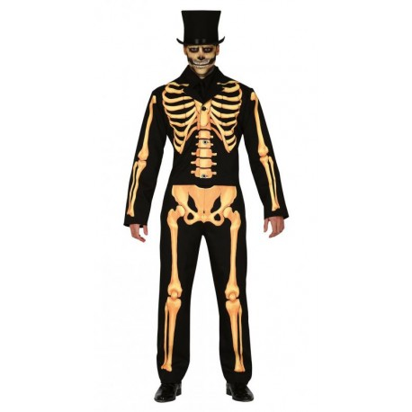 Disfraz Señor Esqueleto Adulto