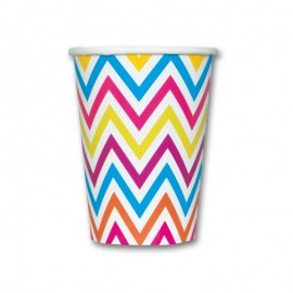 6 Vasos Chevron 355 ml
