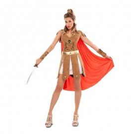 Disfraz de Soldada Romana para Mujer