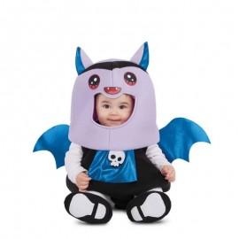 Disfraz de Vampiro Cabezón para Bebé