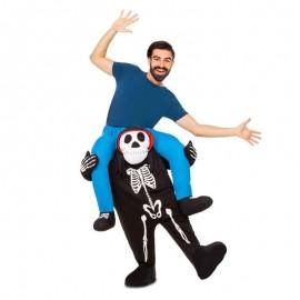Disfraz de Ride-On con Esqueleto