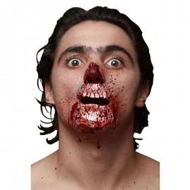 Cicatriz Zombie Látex
