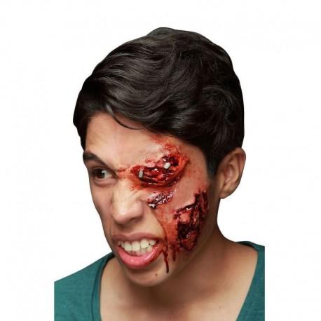 Cicatriz Infectado Látex