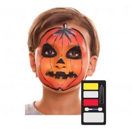 Maquillaje para Pumpkin
