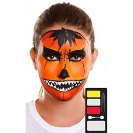 Maquillaje de Pumpkin