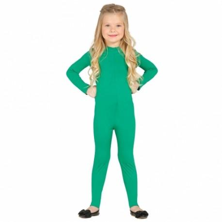 Maillot Verde Infantil