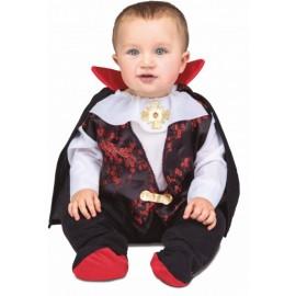 Disfraz de Draculin para Bebé