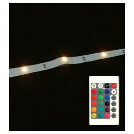 Cinta Adhesiva 5 Mts 150 Led Blanco