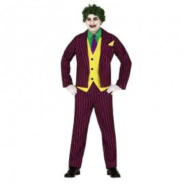 Disfraz Crazy Villain