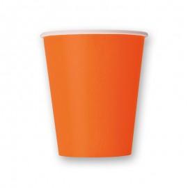 8 Vasos de Papel 266 ml