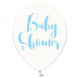 Globos Baby Shower Niño