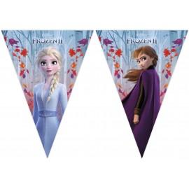 Banderines de Frozen 2