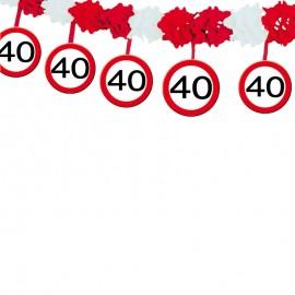 Guirnaldas Colgantes 40 Traffic