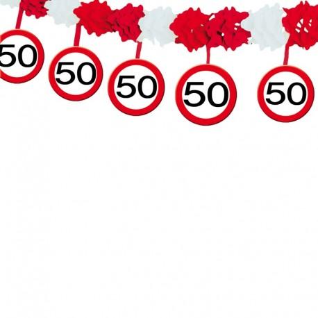 Guirnalda Colgantes 50 Traffic
